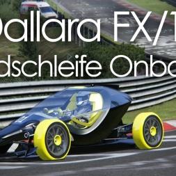 Dallara FX/17 - Nordschleife Onboard