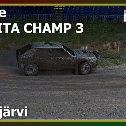 Dirt Rally - League - DIRT ITA CHAMP 3 - Naarajärvi