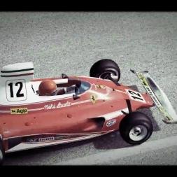 Automobilista F1 1975 Niki Lauda Österreichring