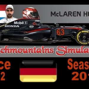 F1 2016 Career Season 4 Germany