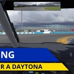 iRacing - Un tour à Daytona en Corvette DP