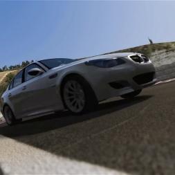 Toscana & BMW M5  - Assetto corsa