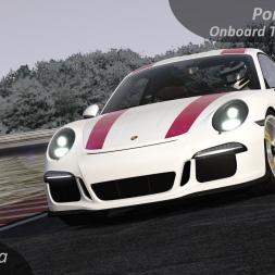 Assetto Corsa Porsche 911R Onboard Tor Poznań (Winter)