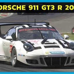 Assetto Corsa - Porsche 911 GT3 R at Monza (PT-BR)
