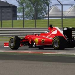 Ferrari F1 2017 fantasy livery - ASSETTO CORSA