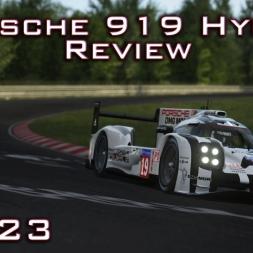 Assetto Corsa Gameplay | Porsche 919 Hybrid Review | Episode 123