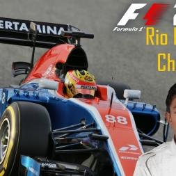 F1 2016 | Haryanto's Return: Part 5 Spain | SO MUCH DEFENDING