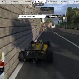 Raceroom | Mr.C shamefull FR3 RaceDepartment Race