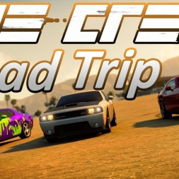 Road Trip | Long Island, NY to Newport Beach, CA #3 | Time Lapse | #FUN | The Crew CAU | [4K]