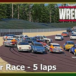 Wreckfest - Banger Race - European 3 - Mixed 4