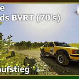 Dirt Rally - League - Legends BVRT (70's) - Waldaufstieg
