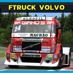 Automobilista - Formula Truck Volvo at Red Bull Ring (PT-BR)