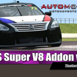Automobilista @ Eastern Creek / Super V8 Addon v1.0