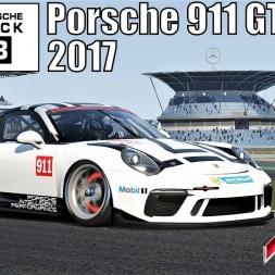 Porsche 911 GT3 Cup 2017 HOTLAP at Nurburgring GP - Porsche DLC Pack 3 - Assetto Corsa