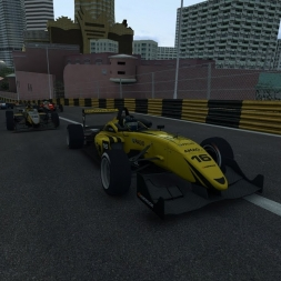 R3E RaceDepartment Event | FR3 @ Macau Race 2