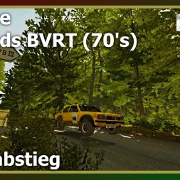Dirt Rally - League - Legends BVRT (70's) - Waldabstieg