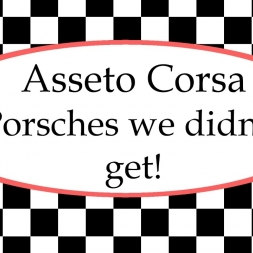 Assetto Corsa - Porsches We Didn't Get