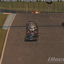 Formule R2.0 Donington Park  - National S1 week 2 2017