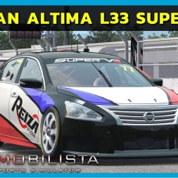 Automobilista - Nissan Altima L33 Super V8 at Winton (PT-BR)