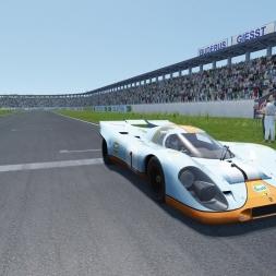 Assetto Corsa: 1970 Porsche 917K @ Hockenheimring 1967