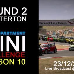 RD Mini Challenge | Round 2 Snetterton