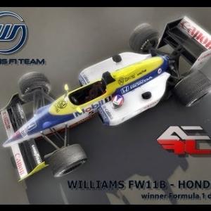 Assetto Corsa * Williams F1 FW11b 1987