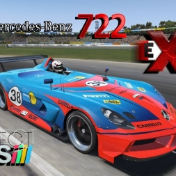 Project Cars * Mercedes SLR Moss Xtrem [RELEASED + DOWNLOAD]