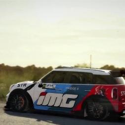 MINI on Ice - Pra d'Alart (MINI Countryman Rally Edition @ Monte Carlo)