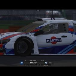 Scirocco GC10 V6 / Vallelunga / 23/12/2016