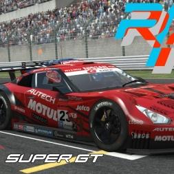 rFactor 2 - Nissan GT-R GT 500 @ Imola