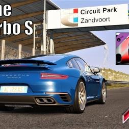 Porsche 911 Turbo S HOTLAP at Zandvoort - Porsche DLC Pack 3 - Assetto Corsa