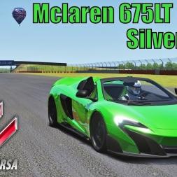 Mclaren 675LT Spider HOTLAP at Silverstone - Assetto Corsa (Mod Download)