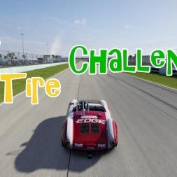 Drag Tire Challenge (Porsche 550)