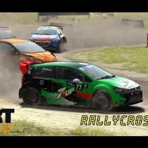 Dirt Rally - Rally Cross #1
