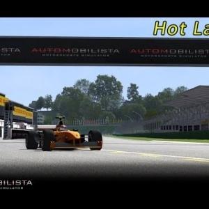 Hot Lap #7 - Automobilista v.1.1.6 - Formula V10 @ Imola 2001