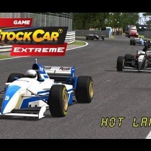 Hot Lap #1 - GSCE v1.35 - Formula V12 @ Silverstone Historic (1987 - 1990)