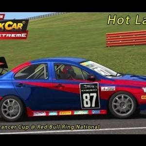 Hot Lap #9 - Mitsubishi Lancer Cup @ Red Bull Ring National