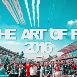 The Art of F1 2016 / vol 01