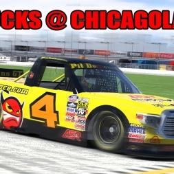 Trucks @ Chicagoland | 2017S1W2 - SOF 3150 - Full Race