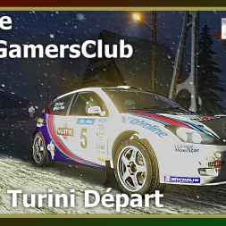 Dirt Rally - League - WRC GamersClub - Col de Turini Départ