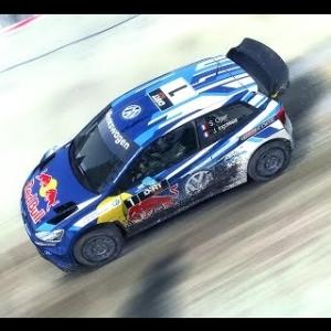 DIRT Rally | Polo Test | Lysvik | 05:47.402 | Balazs Toldi OnBoard