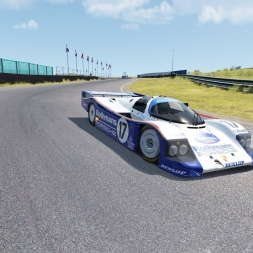 Assetto Corsa: 1987 Rothmans Porsche 962C @ Zandvoort - Sands of Time Special Event (Gold)
