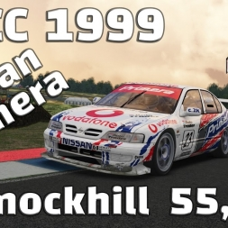 Assetto Corsa   BTCC 1999   Nissan Primera   Knockhill   55,194
