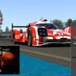 Porsche 919 LMP1 at Le Mans Assetto Corsa