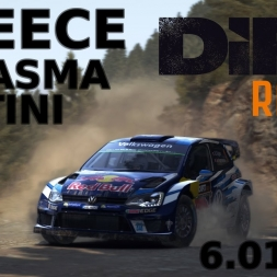 DIRT Rally | VW Polo WRC | Greese | Perasma Platini | 6.01,818