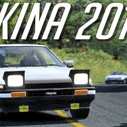 Akina 2017 -  A new version of Akina for Assetto Corsa