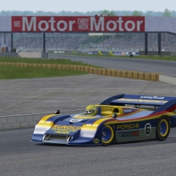 Assetto Corsa: 1973 Porsche 917/30 @ Silverstone Historic - Master of Turbo Special Event (Silver)