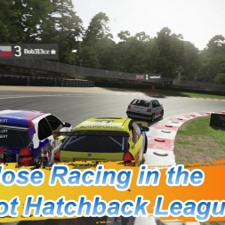 Close Racing in the Hot Hatchback league