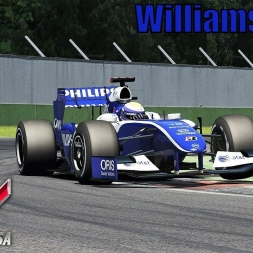 Williams FW31 HOTLAP at Imola - Assetto Corsa (Mod Download)