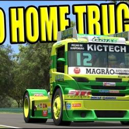 Go home truck, you drunk! Trucks @ VIR